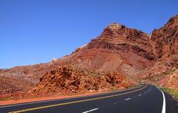 Scenic drive Stock Image