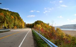 Scenic Drive Stock Photography