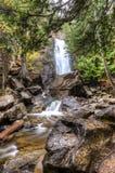 Scenic falls creek falls. Royalty Free Stock Photo