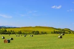 Scenic Farmland Royalty Free Stock Photo