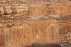 Scenic Grand Falls Arizona Royalty Free Stock Image