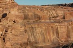 Scenic Grand Falls Arizona Royalty Free Stock Photo