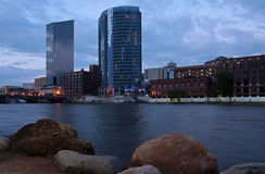 Scenic Grand Rapids, Michigan Stock Photos