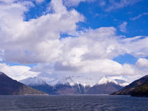 Scenic Hardangerfjord, Norway Royalty Free Stock Image
