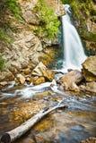 Scenic Hardy Falls of Peachland, BC, Canada Stock Image