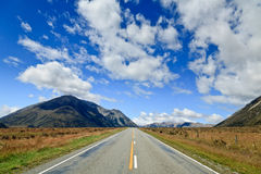 Scenic highway Stock Photography