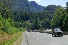 Scenic highway Stock Image