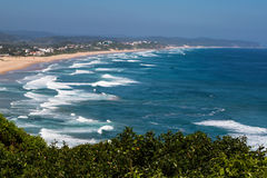 Scenic highway N2, Garden route, SA Royalty Free Stock Images