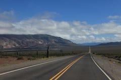 Scenic Highway View  Stock Photos