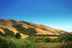 Scenic hillside stock photography