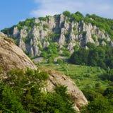 Scenic hillside landscape Royalty Free Stock Photo