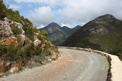 Scenic Historic Montagu Pass Stock Images