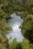 Scenic Hokitika Gorge with its signature turquoise river in New Zealand Stock Photo