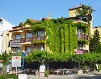 Scenic house in Marmaris, Turkey Stock Photo