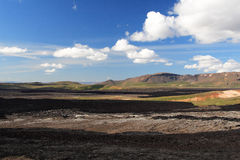 Scenic Iceland Royalty Free Stock Photography