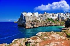 Scenic Italy Stock Photo