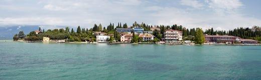 Scenic lago di Garda - Sirmione, Italy Stock Images