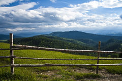 Scenic landscape Stock Images