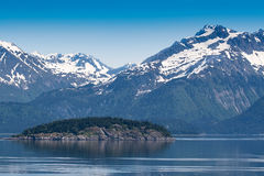Scenic Landscape of Alaska Terrain Royalty Free Stock Photos