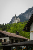 Scenic landscape in Bavaria, Germany Royalty Free Stock Photos