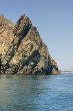 Scenic Landscape Catalina Harbor Royalty Free Stock Photography