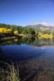 Scenic landscape in Colorado Royalty Free Stock Photos