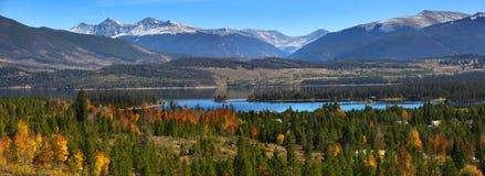Scenic landscape in Colorado Stock Image