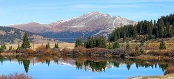 Scenic landscape in Colorado Stock Photo