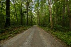 Scenic Landscape of Elkton, Virginia around Shenandoah National Royalty Free Stock Images