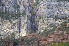 Scenic Landscape in Fall Stock Image