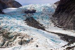 Scenic landscape at Franz Josef Glacier Stock Photography