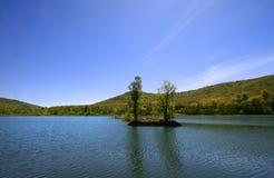 Scenic landscape in Pennsylvania Stock Image