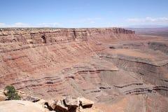 Scenic landscape in Utah, USA. Amazing landscape in Utah, United States of America Royalty Free Stock Images