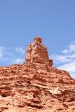 Scenic landscape in Utah, USA. Scenic landscape in Utah, red desert, United States of America Stock Photo
