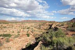 Scenic landscape in Utah, USA. Scenic landscape in Utah, , United States of America Stock Photos