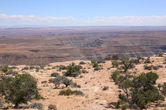 Scenic landscape in Utah, USA. Scenic landscape in Utah, , United States of America Royalty Free Stock Photography