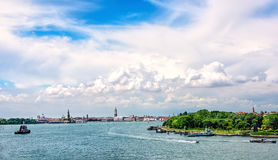 Scenic Landscape of Venice, Italy Royalty Free Stock Images