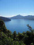 Scenic Marlborough Sounds Stock Photos