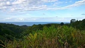 Scenic  Maui Hawaii. Time Lapse of Hawaiian Bay Maui Hawaii - 4K stock footage