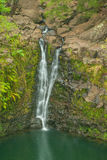 Scenic Maui Waterfall Royalty Free Stock Photos