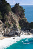 Scenic McWay Falls Royalty Free Stock Photos