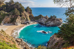 Scenic McWay Falls Royalty Free Stock Image