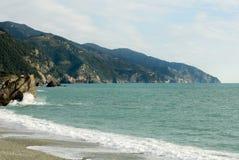 Scenic Mediterranean Coastline Royalty Free Stock Image