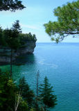 Scenic Michigan Great Lakes Royalty Free Stock Photography