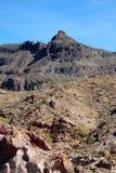 Parker, Arizona, La Paz County, United States. Scenic mountain desert landscape in Parker, Arizona located in La Paz County in the United States stock images