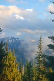 Scenic Mountain landscape Stock Photos