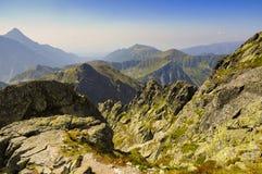 Scenic mountain landscape Royalty Free Stock Photo