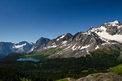 Scenic Mountain Views Stock Image