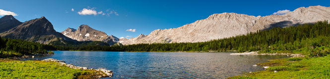 Scenic Mountain Views Royalty Free Stock Images