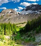Scenic Mountain Views Stock Photo